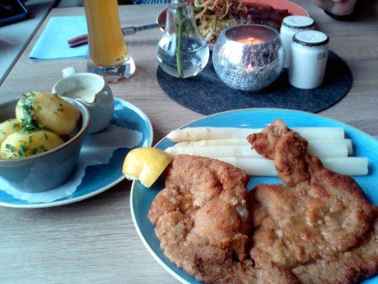 Wittduen, Alemania: Wiener Schnitzel