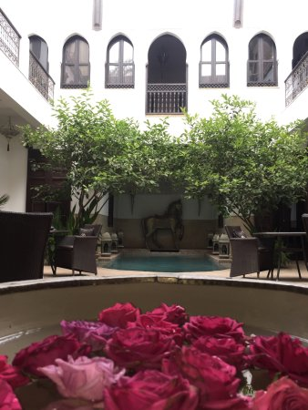 Riad Assakina: Outstanding riad