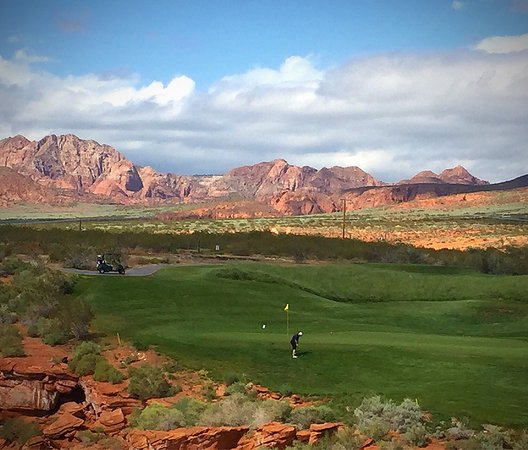 Washington, UT: Hole #5