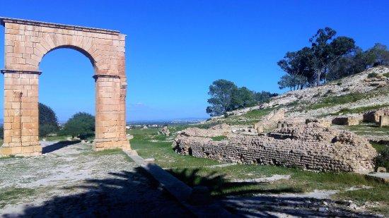 ولاية سوسة, تونس: sito archeologico di Feradi Majus