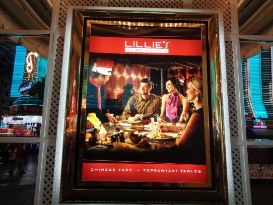 Sign picture of lillie 39 s asian cuisine las vegas for Asian cuisine las vegas