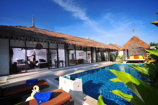 Dhevan Dara Resort & Spa Hotel: 2 Bedroom Pool Villa