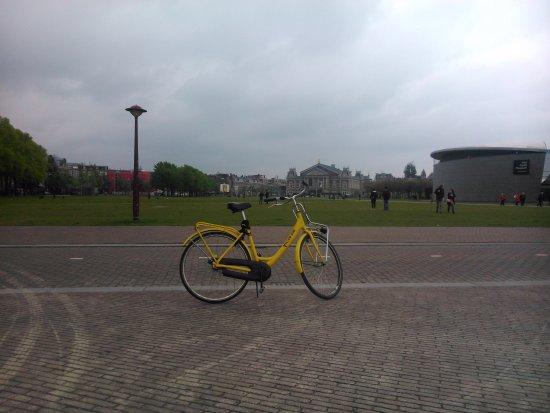 """Yellow Bike Tours & Rental : """"Этот цвет ни с чем не спутаешь!"""""""