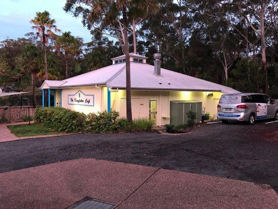 Blueys Beach, Αυστραλία: Kingfisher Cafe
