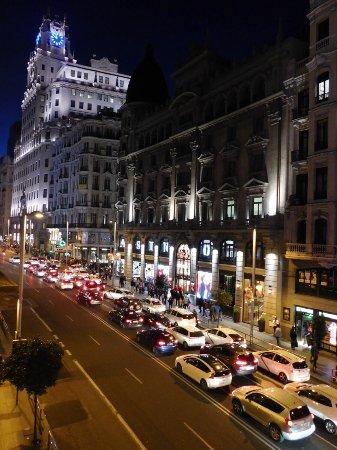 Hostal Montecarlo : Dal balcone della camera