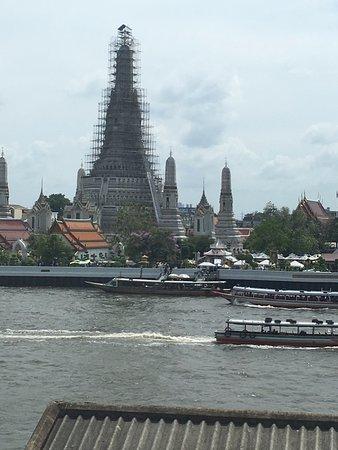 sala rattanakosin Bangkok: Vista dalla stanza deluxe