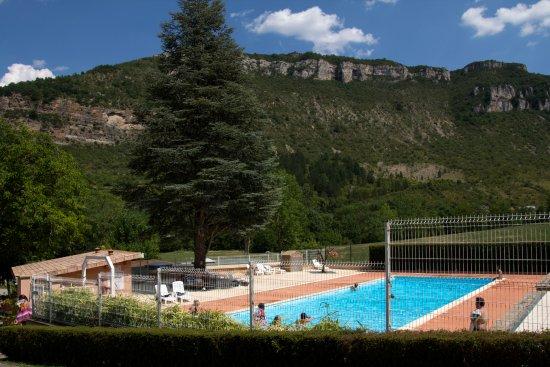 Creissels, Francia: piscine
