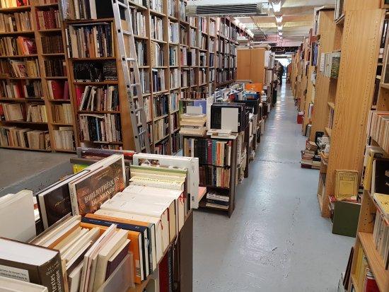Saint Ouen, Francia: Magnifique Librairie
