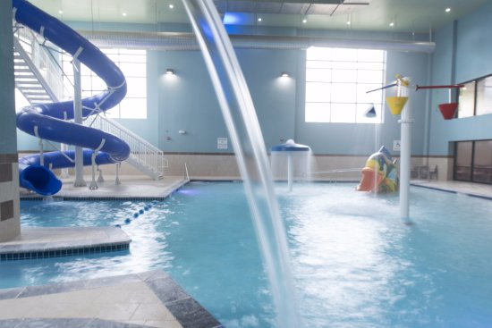 Indoor water park picture of holiday inn express - North east hotels with swimming pool ...