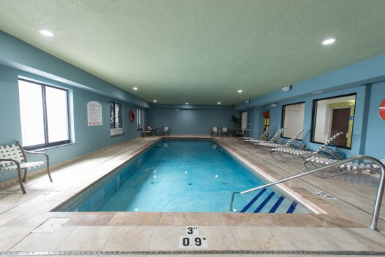 Lap Pool Picture Of Holiday Inn Express Suites North East Erie Tripadvisor