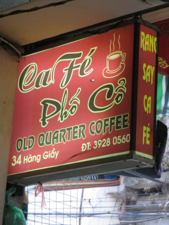 Custom Vietnam Travel Day Tours: BEST egg coffee,go to this shop,buy coffee as well