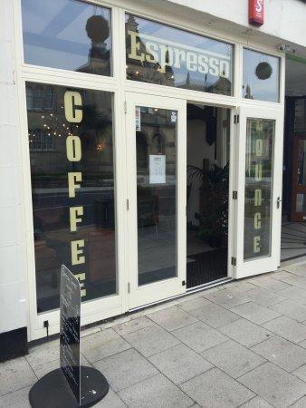 Espresso Coffee Lounge
