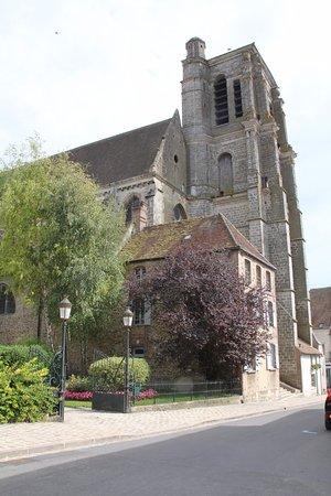 Sezanne, Frankrike: Église Saint-Denis à Sézanne