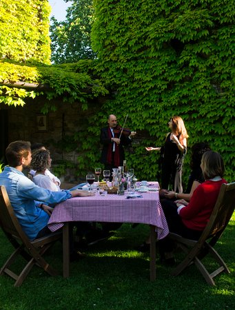 Sesto Fiorentino, Italien: Lunch and Italian Opera