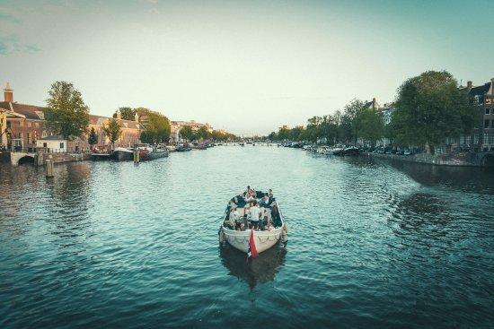 Friendship Amsterdam: Holland America Line