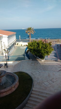 Hotel Cabello: View from room 122
