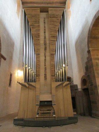 Alpirsbach, Allemagne : Fahrbare Orgel
