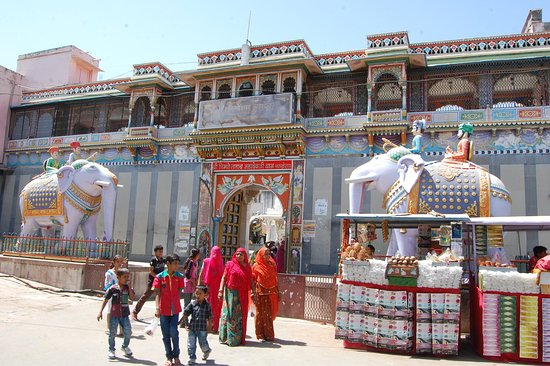 Pali, India: Nimbora nath shiv temple ...