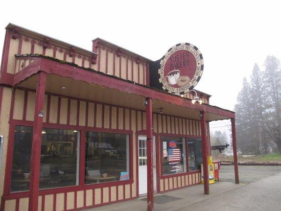 Weaverville, Калифорния: bakery