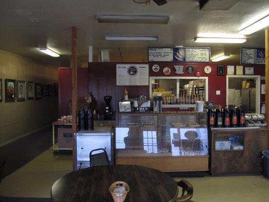 Weaverville, Kaliforniya: bakery