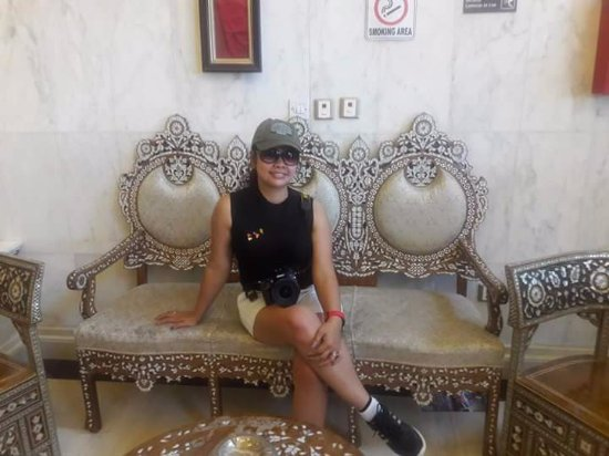Al Khor, Catar: trendy seat