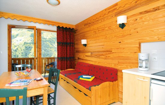 Residence Odalys L'Ecrin des Neiges Photo