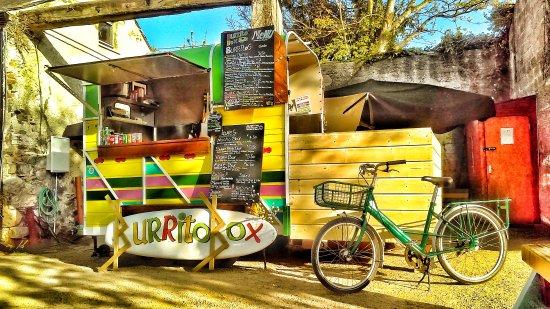 Greystones, Ιρλανδία: Burrito Box