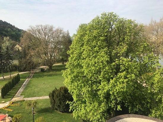 Danubius Health Spa Resort Thermia Palace: View from the room
