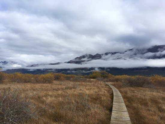 ‪Glenorchy Lagoon Boardwalk‬