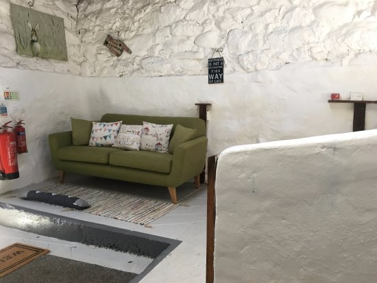 Clynnogfawr, UK: Camping barn