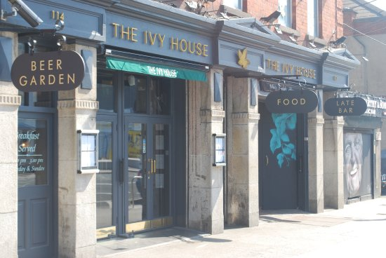 The Ivy House Dublin Restaurant Reviews Phone Number