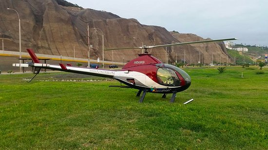 Helicopter Tours Fly Access