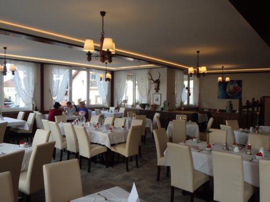 Artstetten, Österreich: Sala Colazione e ristorazione