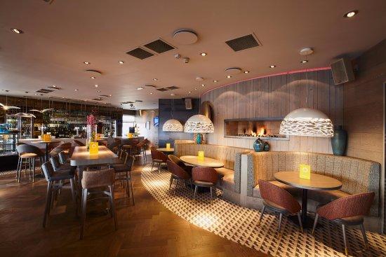Troon, UK: Bar Area