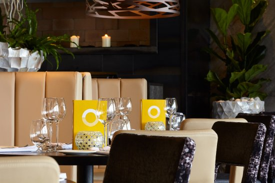 Troon, UK: Restaurant