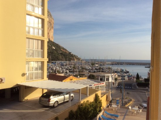 Flot udsigt nyt hotel picture of hotel porto calpe - Porto calpe hotel ...