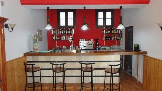 Jubrique, إسبانيا: Bar