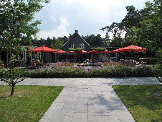 Boscafe Molenvelden Veldhoven terras