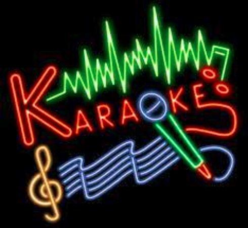 Rushden, UK: FAMOUS FOR KARAOKE OVER 130,000 SONGS TO CHOOSE FROM