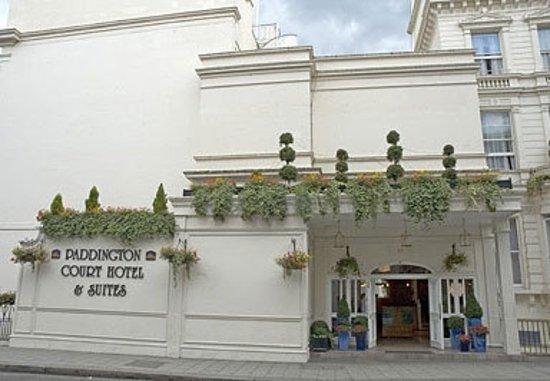 Best Western Hotel London Shaftesbury Paddington Court
