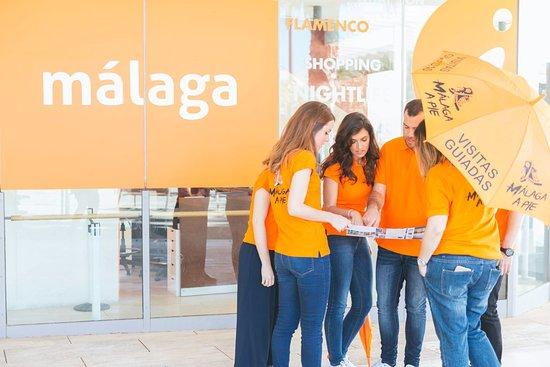 Malaga A Pie
