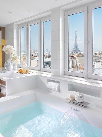 Mandarin Oriental, Paris: Royale Mandarin Suite