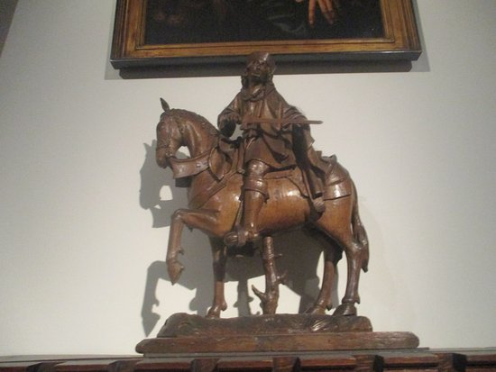 Museum Mayer van den Bergh : Carving