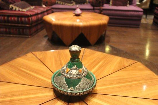 Argan Moroccan Restaurant: Traditional Moroccan Majles