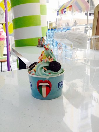 Fresco soft ice cream alicante restaurant bewertungen for Cream valencia fotos