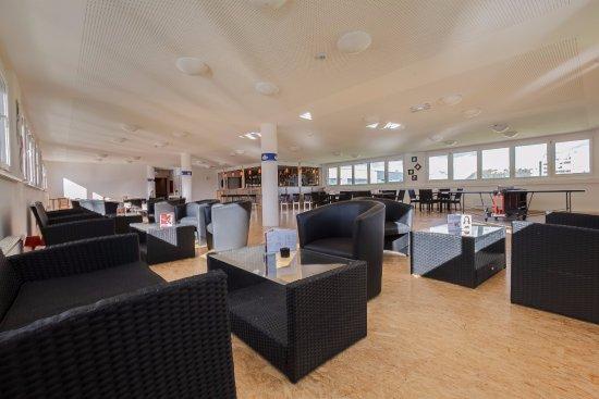 A&O Graz Hauptbahnhof: Lobby