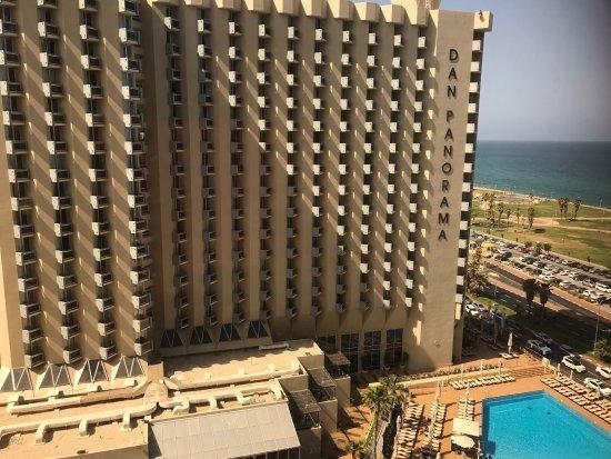 InterContinental David Tel Aviv: View from the room