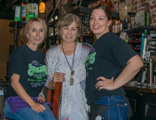 Stables Cafe : Tammy Mayberry Mgr, Debra Prather Owner and Alex Hammock