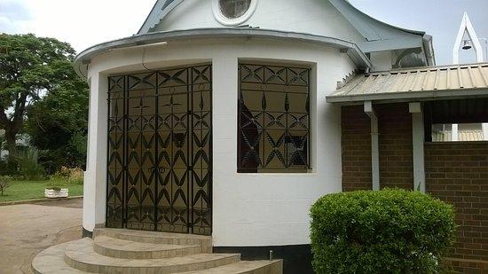 Kadoma, زيمبابوي: Kadoma Central - Church