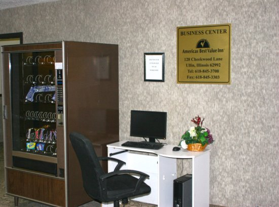 Ullin, IL: Business Center